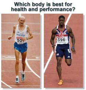 kestävyysjuoksija vs. sprintteri