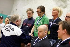 Palkintojen jako, kuva Juha Martikainen